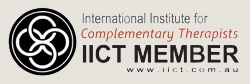 International Institute of Complementary Therapists member